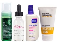 Products to try if you have oily skin!