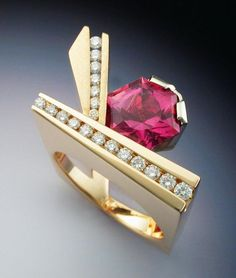 Details about  /1.00 Ct Vintage Estate 14K Yellow Gold Over Men/'s Garnet and Diamond Pinky Ring