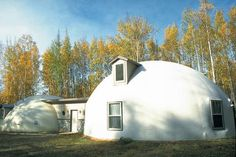 Monolithic Dome - Alaska