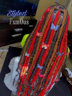 Box Braids Hairstyles For Black Women, Braids Hairstyles Pictures, Twist Braid Hairstyles, Black Girl Braids, African Braids Hairstyles, Baddie Hairstyles, Braids For Black Hair, Weave Hairstyles, Pretty Hairstyles
