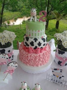 Baby Cow Cake