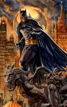 Batman by Dan Brereton *