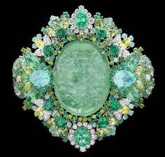 Collection de haute joaillerie Dear Dior - Création Victoire de Castellane