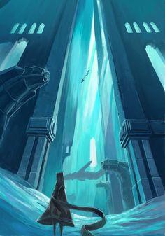 /Journey (Game)/#1360460 - Zerochan | Journey | Thatgamecompany