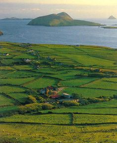 dingle and the blasket islands