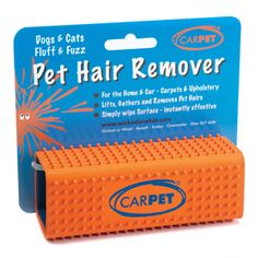 Ideal for the home & car – carpets & upholstery.Lifts, gathers and removes even the trickiest pet hairs, simply brush over the surface – instantly effective! Quite simply, the best pet hair remover you will find!