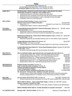 Scannable Resume Sample sample format for functional rsum Example Of Teacher Cadet Resume Httpexampleresumecvorgexample