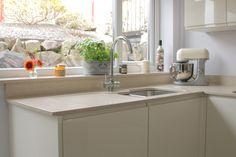 Viaduct View Kitchen By Simply Kitchens Plymouth. Small Kitchen Ideas,  Quartz Worktop, Kitchen