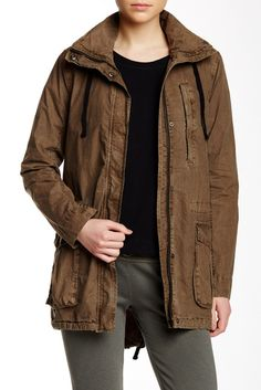 Image of James Perse Lightweight Utility Jacket