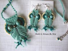 macrame bracelets with beads - Google Search