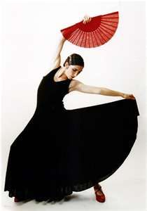 Ole Spanish Dancer