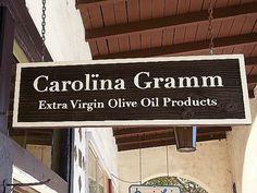 Carolina Gramm Extra Virgin Olive Oil Products - Ojai, California