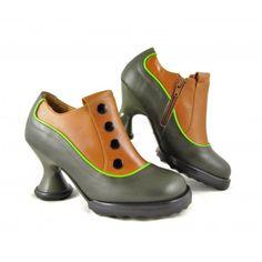 Women's John Fluevog Mini Bunny Shoes | Buy Fluevog Bunny at rubyshoesday