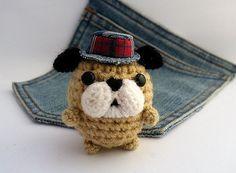Amigurumi English Bulldog crochet English Bulldog with by Owlystore