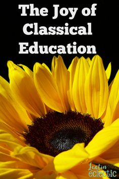 Homeschool   Classical Education   Classical Homeschooling   As part of my little mini-retreat and time of teacher training, I listened to The Joy of Classical Education by Susan Wise Bauer. It was excellent-very insightful with lots of practical information and application. It is a wonderful overview of the classical model and how to implement that model in your home.Read more