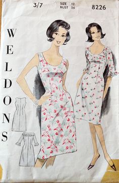 Vintage Sewing Website: veravenus.com