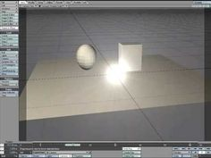 Jolt Tutorial in NewTek's LightWave 3D