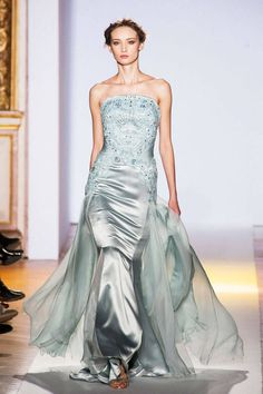 Zuhair Murad Spring 2013 Haute Couture Collection  - ELLE.com