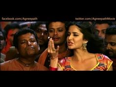 Chikni Chameli - The Official Song  from the indian film AGNEEPATH.