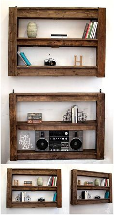 Cool examples of creative wood pallet recycling page 2 wood pallet furnitur Pallet Dining Table, Pallet Patio Furniture, Diy Pallet Sofa, Diy Pallet Projects, Wood Projects, Pallet Ideas, Art Furniture, Furniture Stores, Office Furniture