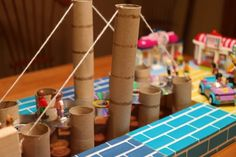 The Upcycled Suspension Bridge Engineering Project . Activities for Kids: Adventures In Learning . PBS Parents | PBS