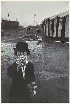 Circus:: Bruce Davidson ( U.S.)