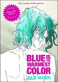 Blue is the Warmest Color. by Julie Maroh. c. 3rd Printing 2013. --Call # 741.597 qM35