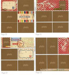 Use Simple Stories Elementary kit to design a whole scrapbook, fast! – Archiver's Online