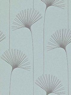 Harlequin Delta Wallpaper, Duck Egg, 110107