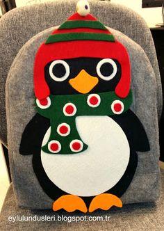 Keçelikalem: Doğuştan smokinli ve çok sevimli:) Dress Card, Book Projects, Baby Sewing, Bargello, Christmas Ornaments, Holiday Decor, Elsa, Pattern, Cards