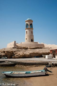 Sud lighthouse, Oman
