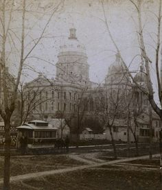 My maternal grandfather was born in Ford, Iowa near Des Moines. Iowa Capital, 1880