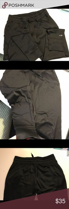 CHAMPION JOGGERS Like new perfect condition  These are vs pink leggings like new size as tagged  Hardly ever worn   Comfortable cotton material; perfect condition runs  true to size  Size can be negotiable  Amazing for working out or for lounging nd going out Champion Pants Track Pants & Joggers
