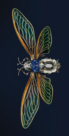 ALBION ART Antique Jewelry - Boucheron made, France, c.1895, ALBION ART Collection | JV