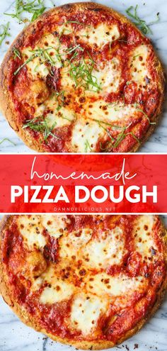 The dinner idea is what you need for tonight! Now is the time for you to try this game-changing homemade pizza dough recipe. So quick, easy, and foolproof! Check out how you can freeze it for later if desired! Anything goes when it comes to adding your favorite toppings! Pizza Recipes, Grilling Recipes, Bread Recipes, Yummy Recipes, Dinner Recipes, Pizza Pizza, Pizza Dough, Easy Homemade Pizza, Deep Dish