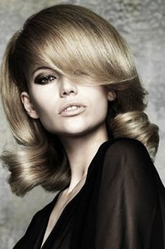 60s Hairstyle Trends: Bouffant, Beehive, Flip - 60s hairstyle trends still influence modern looks for women interested in retro style. Check out the most important 60s big hairstyles, from bouffant to pixie.