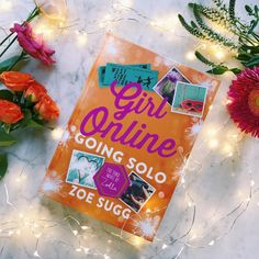 ITS GIRL ONLINE GOING SOLO PUBLICATION DAY! Very happy & excited seeing you all post your photos with the book already. I really hope you love it as much as I do. Thank you so much for your constant support & love towards me & little old Penny. I've popped the link to buy it in my bio if any of you haven't ordered it yet HAPPY READING!