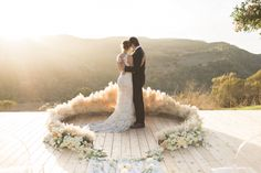 Beautiful wedding Alter!