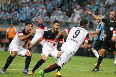 Libertadores: Gremio y San Lorenzo empatan 1-1 - http://a.tunx.co/Fg8c4