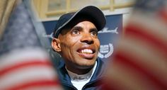 Meb Keflezighi Is Back at the Boston Marathon, This Time as a Superstar - NYTimes.com