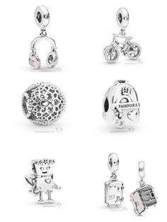 >>>Pandora Jewelry OFF! Pandora Bracelets, Pandora Jewelry, Charm Jewelry, Jewelry Art, Jewelry Ideas, Jewelry Bracelets, Pandora Style Charms, Pandora Collection, Fashion Designer