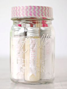 25 Amazing Mason Jar Gift Ideas - Page 10