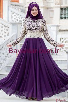 2017 Mor Abiye Modelleri - http://www.bayanlar.com.tr/2017-mor-abiye-modelleri/
