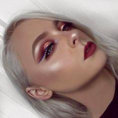"137.5k Likes, 426 Comments - Anastasia Beverly Hills (@anastasiabeverlyhills) on Instagram: ""Glowing @makeupby_drew  BROWS: #Dipbrow in Blonde  EYES: Modern Renaissance  GLOW: #NicoleGlow  in…"""