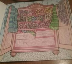 By mary malloy from come home to color