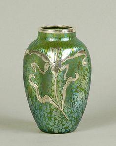 ❤ - Loetz | Vase - 1900.