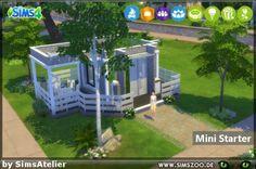 Blackys Sims 4 Zoo: Mini starter by SimsAtelier • Sims 4 Downloads