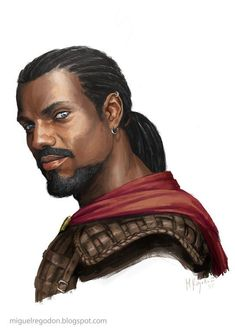 a collection of inspiration for settings, npcs, and pcs for my sci-fi and fantasy rpg games. hopefully you can find a little inspiration here, too. Fantasy Story, Fantasy Male, Fantasy Rpg, Medieval Fantasy, Black Characters, Dnd Characters, Fantasy Characters, Fantasy Portraits, Character Portraits