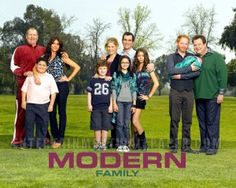 Modern Family - I literally LOL every time I watch this show, at least once. Hilarious!