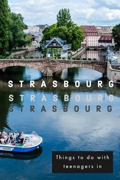 Strasbourg has a way of making old seem cool with its fairytale houses and activities. Strasbourg is an amazing destination with teenagers  Strasbourg Alsace | Strasbourg France | Travel with teenagers | family travel | Strasbourg cathedral | bike riding in Strasbourg | football in Strasbourg |